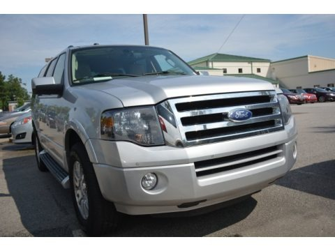 Ingot Silver 2013 Ford Expedition Limited