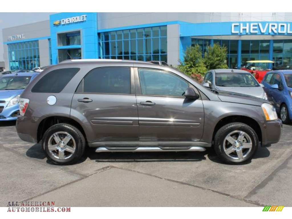 2008 chevrolet equinox lt in granite gray metallic. Black Bedroom Furniture Sets. Home Design Ideas