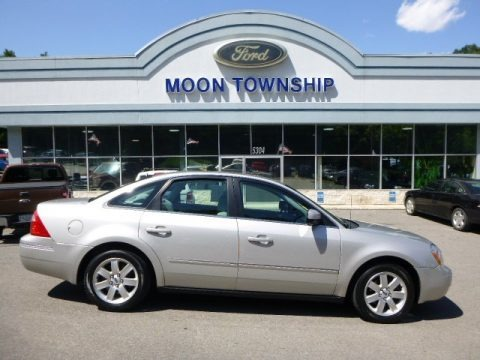 Silver Birch Metallic 2006 Ford Five Hundred SEL