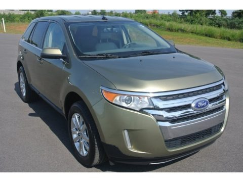Ginger Ale Metallic 2013 Ford Edge Limited