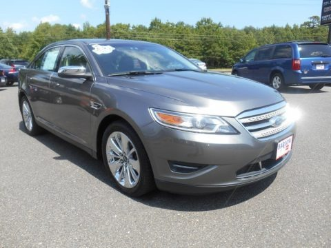 Sterling Grey 2011 Ford Taurus Limited
