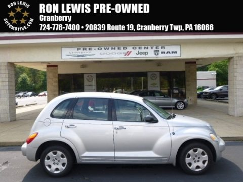 Bright Silver Metallic 2005 Chrysler PT Cruiser