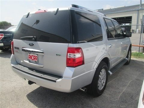 Ingot Silver 2014 Ford Expedition Limited 4x4