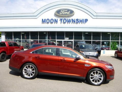 Sunset 2014 Ford Taurus Limited AWD