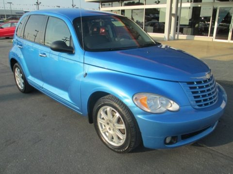 Surf Blue Pearl 2008 Chrysler PT Cruiser Touring