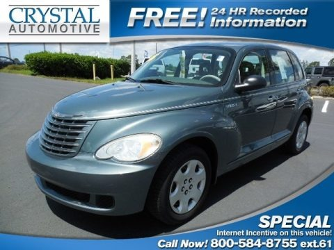 Magnesium Green Pearl 2006 Chrysler PT Cruiser