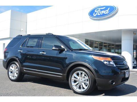 Dark Side 2015 Ford Explorer Limited 4WD