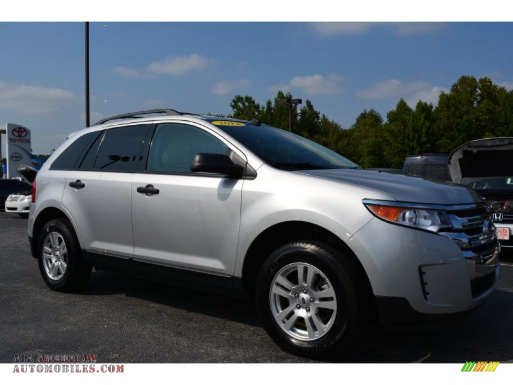 2012 ford edge se in ingot silver metallic a11342 all american automobiles buy american. Black Bedroom Furniture Sets. Home Design Ideas