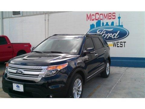 Dark Side 2015 Ford Explorer XLT