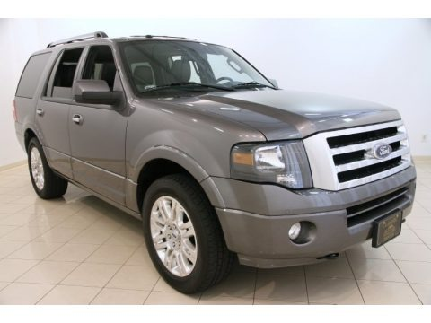 Sterling Gray Metallic 2012 Ford Expedition Limited 4x4