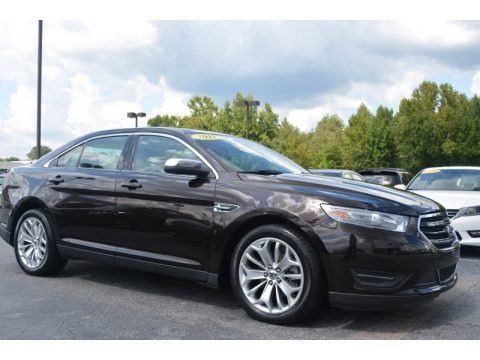 Kodiak Brown Metallic 2013 Ford Taurus Limited