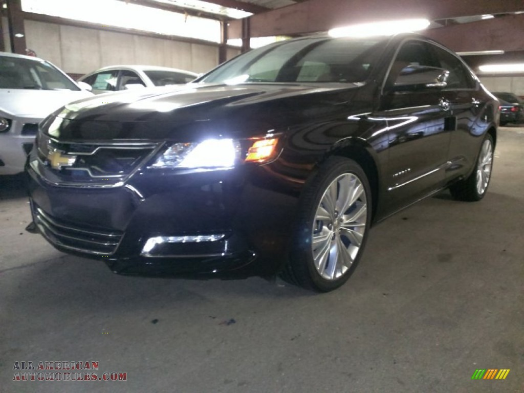2015 chevrolet impala ltz in black 120282 all american automobiles buy american cars for. Black Bedroom Furniture Sets. Home Design Ideas