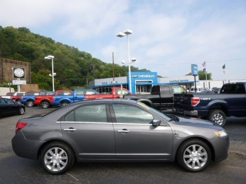Sterling Gray Metallic 2012 Lincoln MKZ FWD