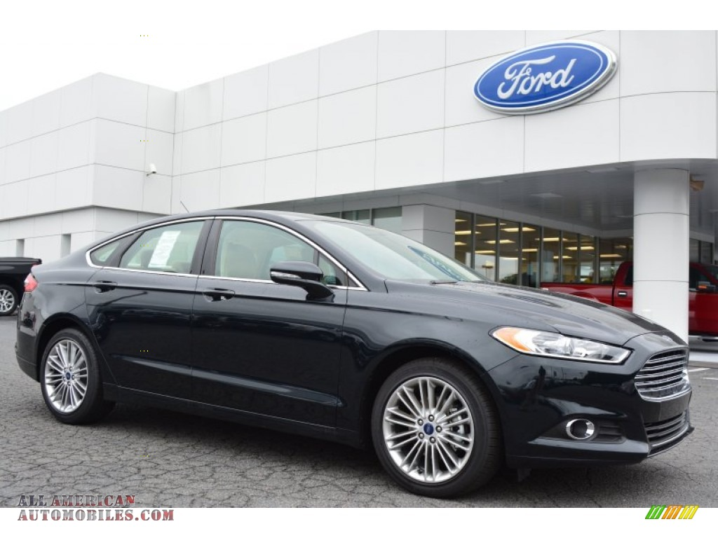 2014 ford fusion se ecoboost in dark side 349270 all american automobiles buy american. Black Bedroom Furniture Sets. Home Design Ideas
