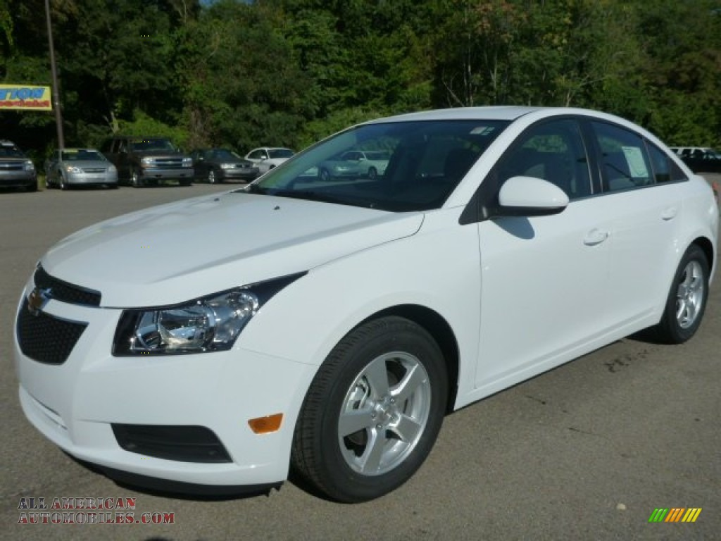 2014 chevrolet cruze lt in summit white 470129 all american automobiles buy american cars. Black Bedroom Furniture Sets. Home Design Ideas
