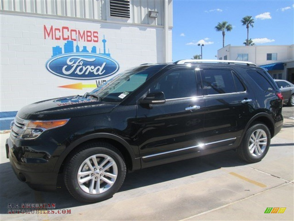 2015 Ford Explorer Xlt In Tuxedo Black A69069 All American Automobiles Buy American Cars