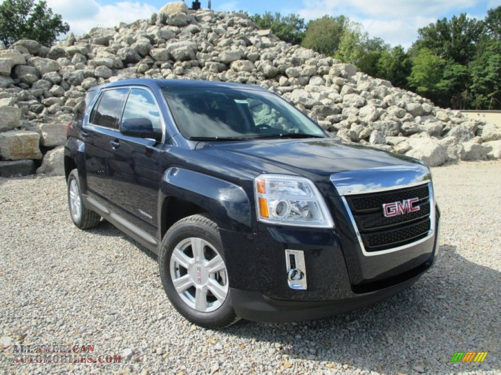 2015 gmc terrain sle in onyx black 141513 all american. Black Bedroom Furniture Sets. Home Design Ideas