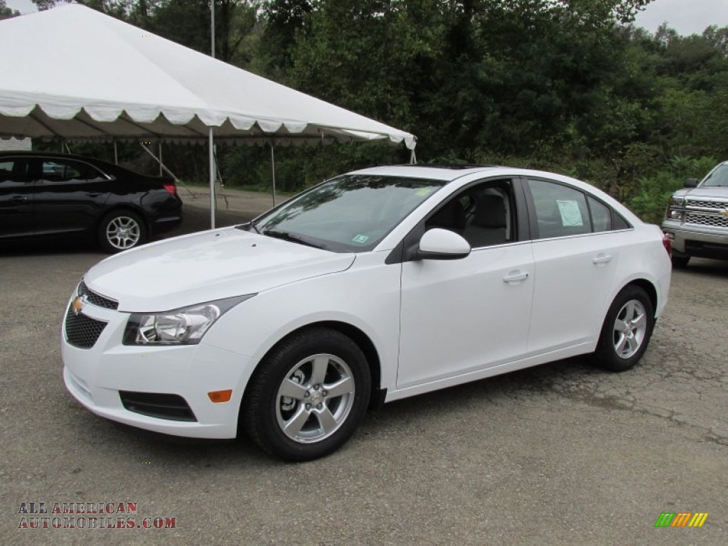 2014 chevrolet cruze lt in summit white 469842 all american automobiles buy american cars. Black Bedroom Furniture Sets. Home Design Ideas