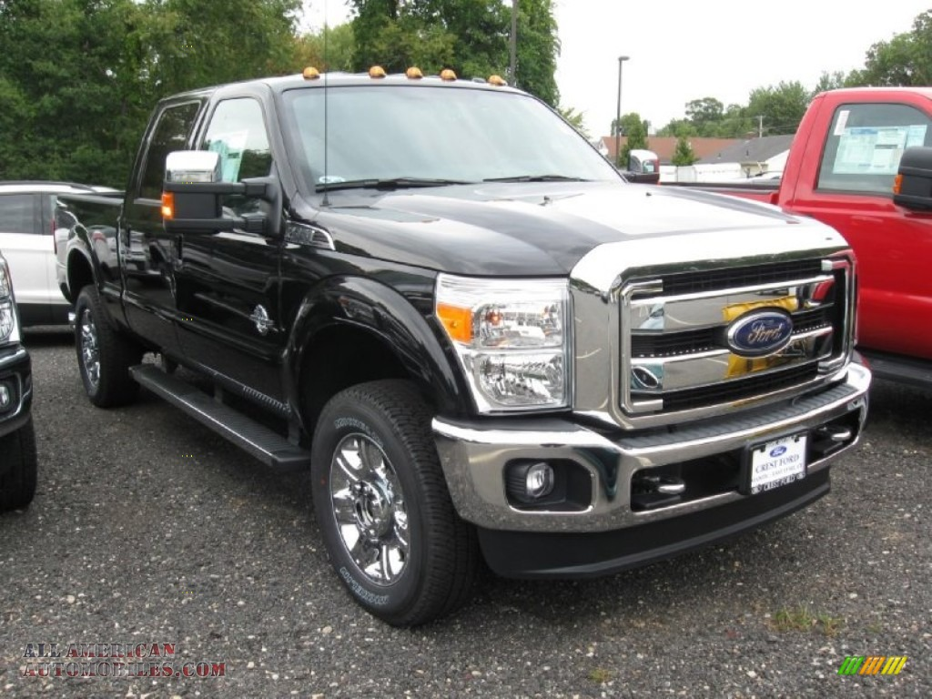 2015 ford f350 super duty lariat crew cab 4x4 in tuxedo black b18506 all american. Black Bedroom Furniture Sets. Home Design Ideas