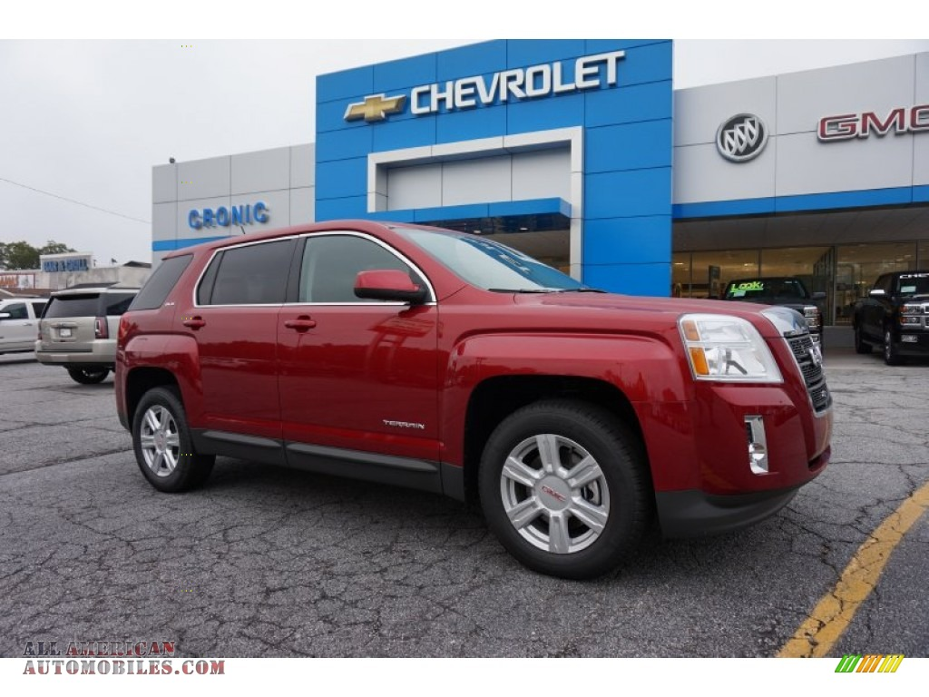 gmc used sales terrain serving roman slt chariot detail auto at