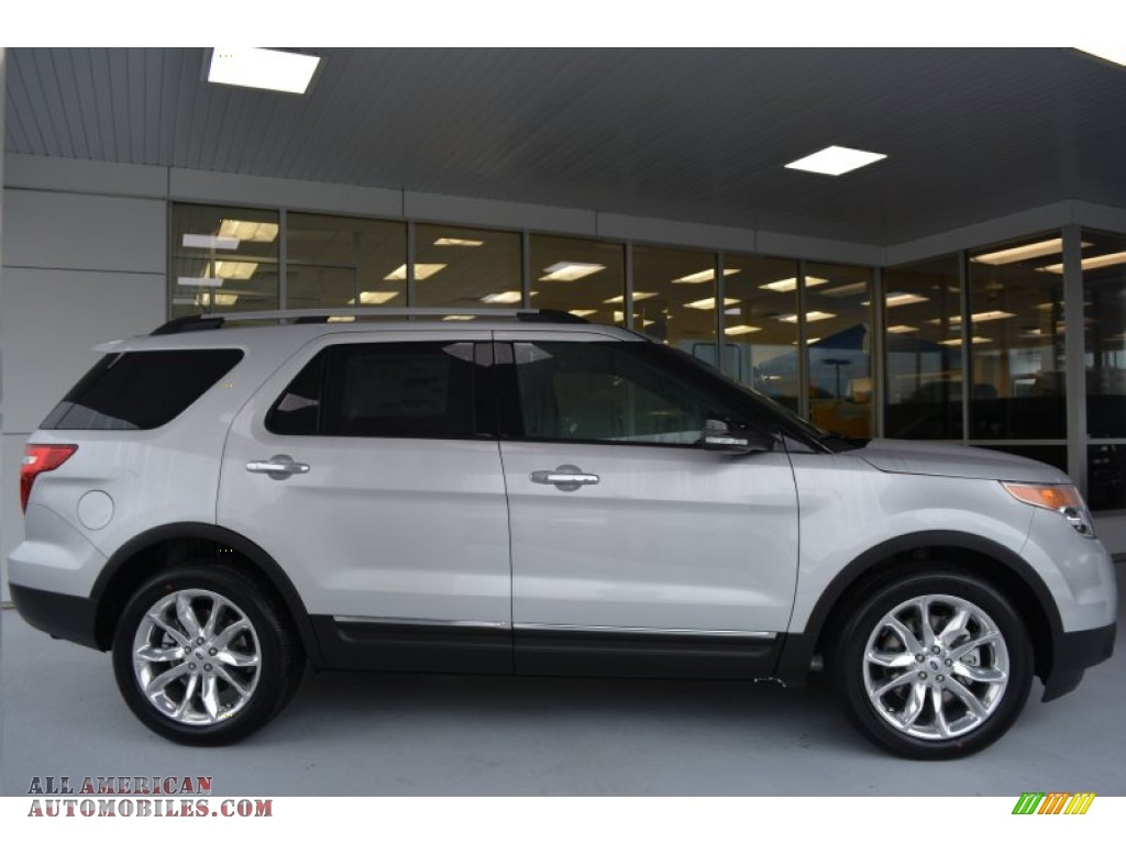 2015 ford explorer xlt in ingot silver photo 2 a82646 all american automobiles buy. Black Bedroom Furniture Sets. Home Design Ideas