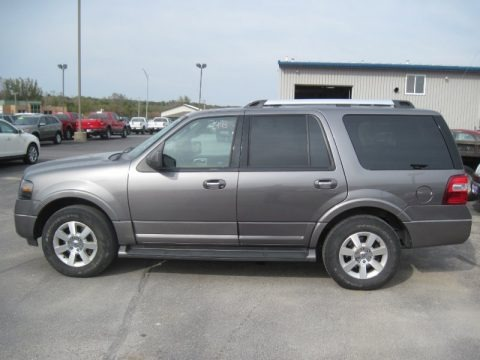 Sterling Grey Metallic 2010 Ford Expedition Limited 4x4