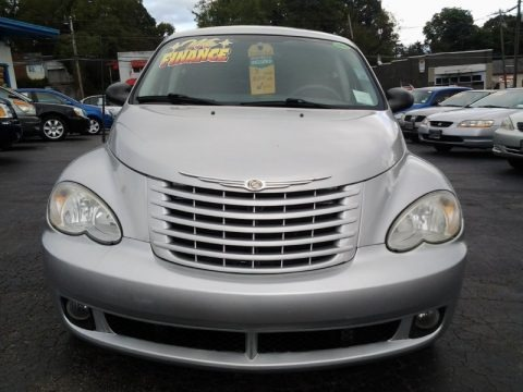 Bright Silver Metallic 2008 Chrysler PT Cruiser Touring