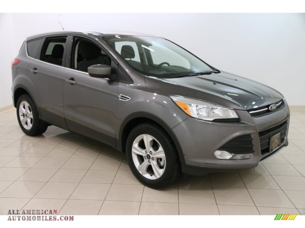 2014 ford escape se 2 0l ecoboost 4wd in sterling gray a85386 all american automobiles buy. Black Bedroom Furniture Sets. Home Design Ideas
