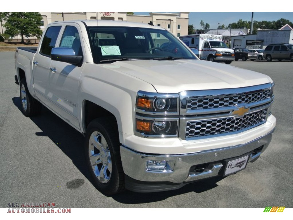 2014 chevrolet silverado 1500 ltz z71 crew cab 4x4 in white diamond tricoat 455343 all. Black Bedroom Furniture Sets. Home Design Ideas