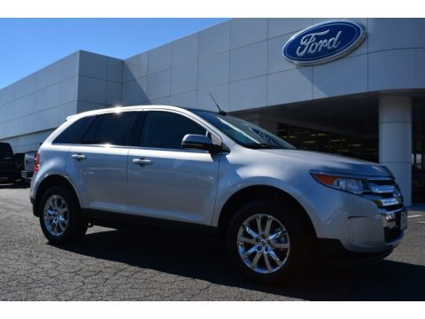 Ingot Silver 2014 Ford Edge Limited