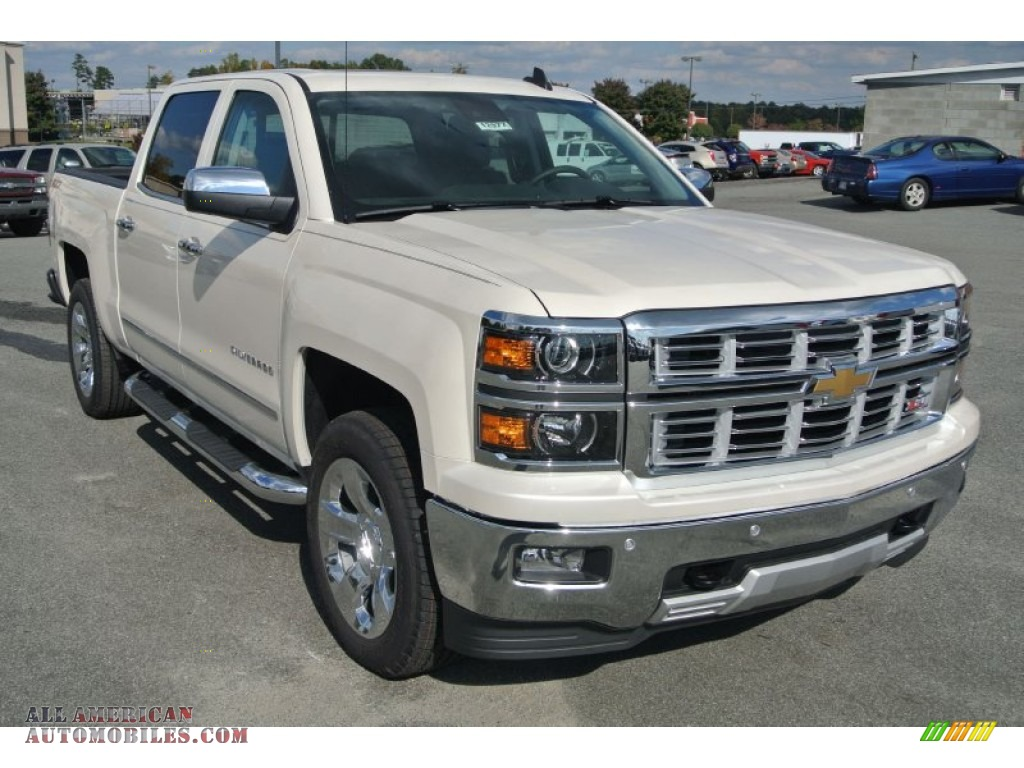 2015 chevrolet silverado 1500 ltz z71 crew cab 4x4 in white diamond tricoat 138586 all. Black Bedroom Furniture Sets. Home Design Ideas