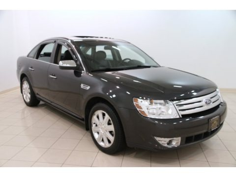 Alloy Grey Metallic 2008 Ford Taurus Limited AWD