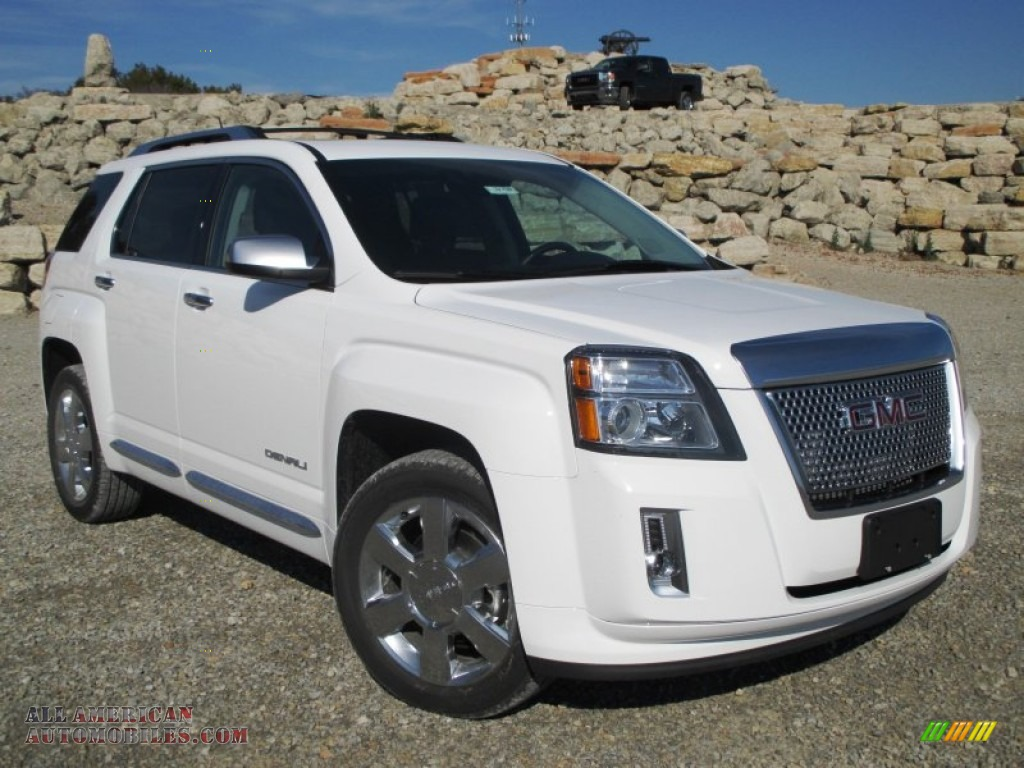 2015 gmc terrain denali awd in summit white 169983 all american automobiles buy american. Black Bedroom Furniture Sets. Home Design Ideas