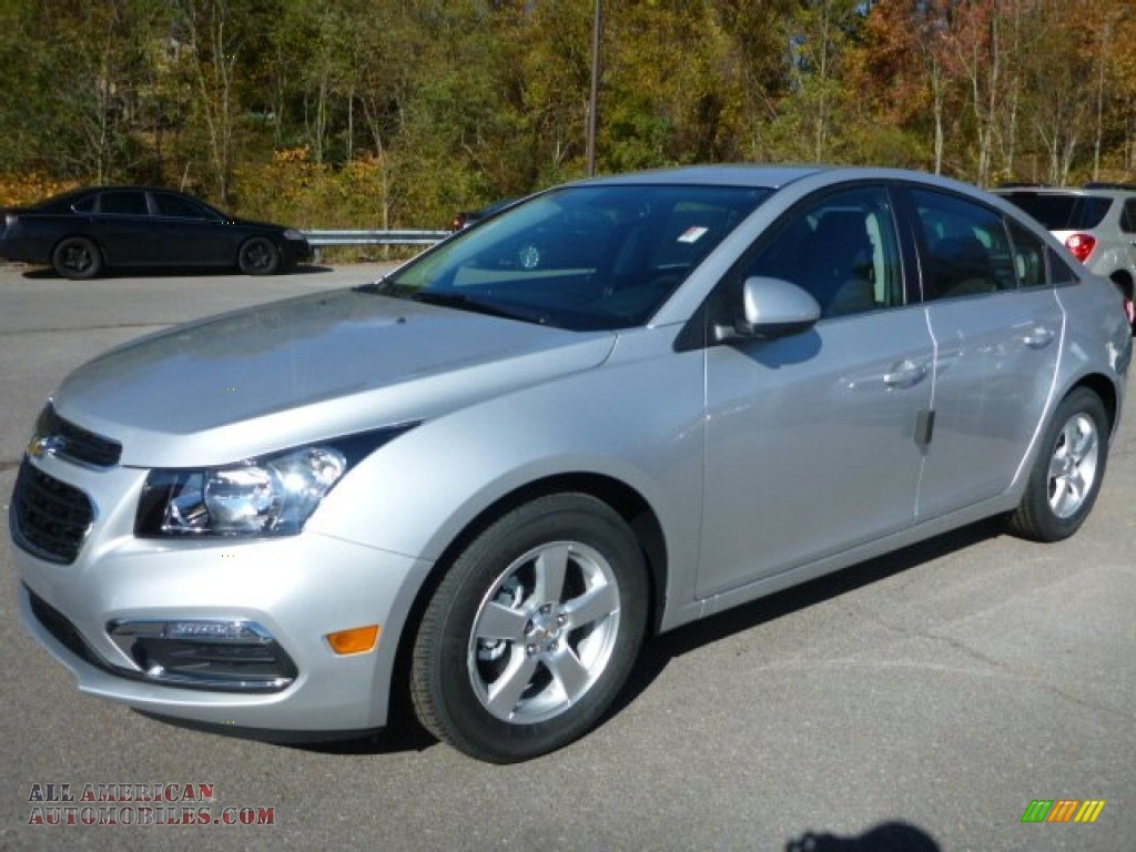 Chevy Cruze 2015 Silver