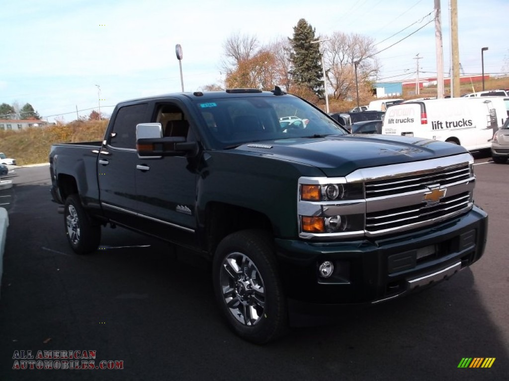 2015 chevrolet silverado 2500hd high country crew cab 4x4 in rainforest green metallic photo 6. Black Bedroom Furniture Sets. Home Design Ideas