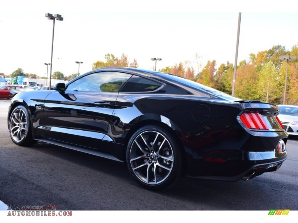2015 ford mustang gt premium coupe in black photo 27 304810 all american automobiles buy. Black Bedroom Furniture Sets. Home Design Ideas