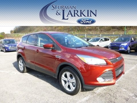 Sunset Metallic 2015 Ford Escape SE 4WD