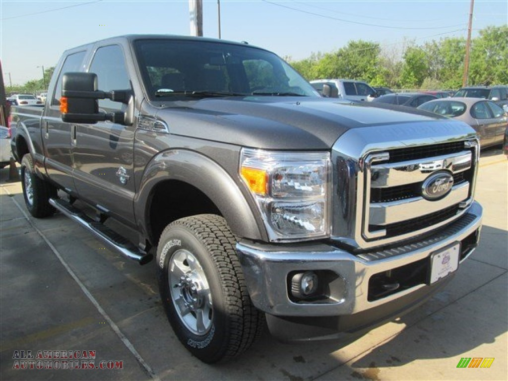 2015 ford f250 super duty xlt crew cab 4x4 in magnetic photo 75 b77215 all american. Black Bedroom Furniture Sets. Home Design Ideas