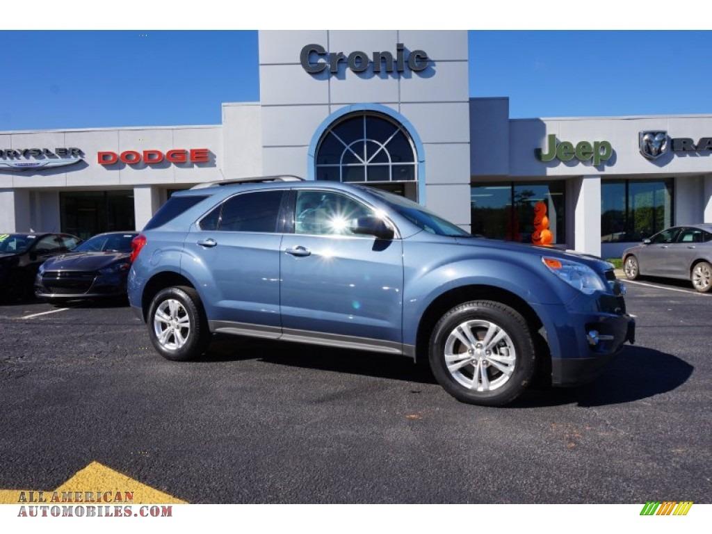 2012 Chevrolet Equinox LT in Twilight Blue Metallic photo ...