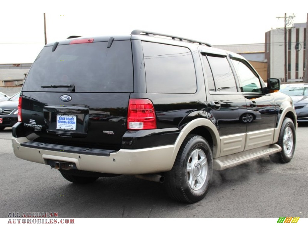 2006 ford expedition eddie bauer 4x4 in black photo 3 a03360 all american automobiles buy. Black Bedroom Furniture Sets. Home Design Ideas
