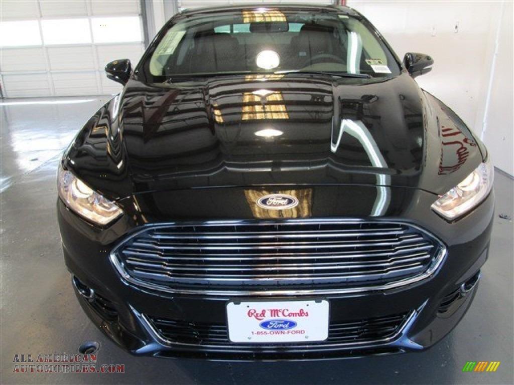 2015 ford fusion titanium in tuxedo black metallic photo 2 169258 all american automobiles. Black Bedroom Furniture Sets. Home Design Ideas