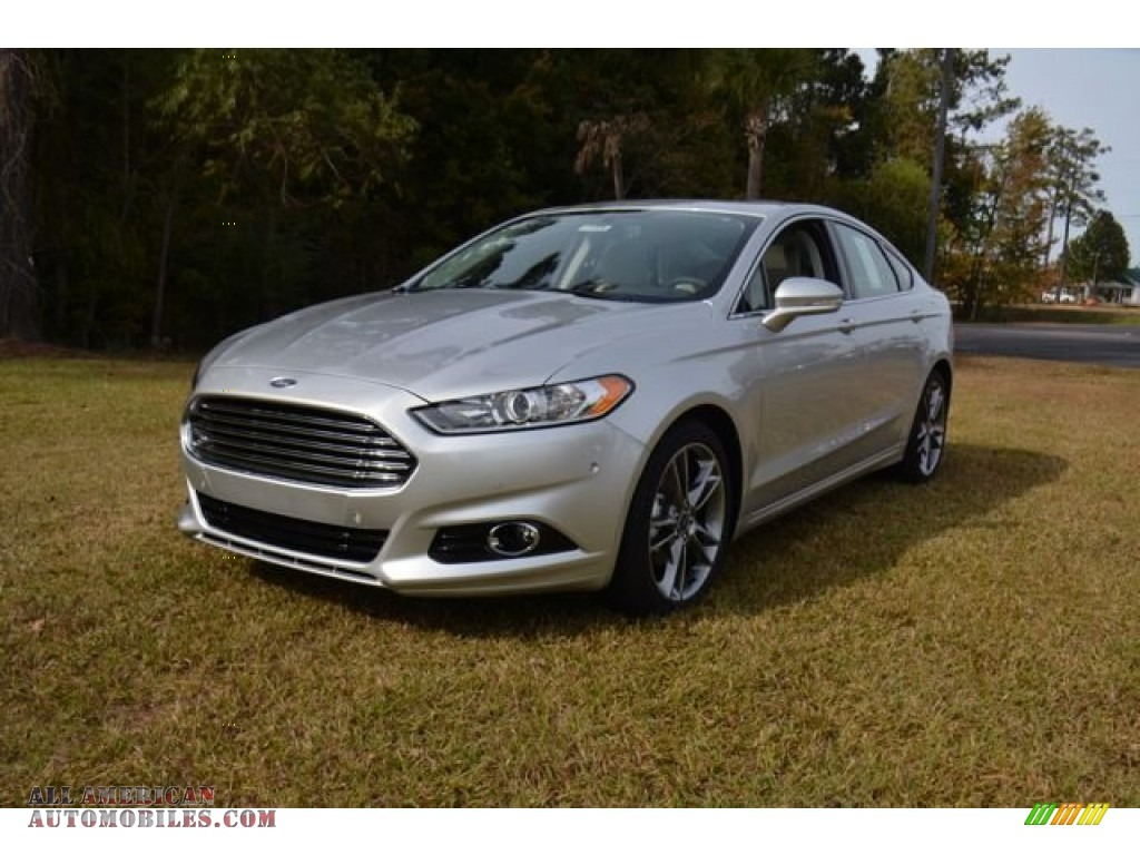 2015 ford fusion titanium in ingot silver metallic photo 14 157044 all american automobiles. Black Bedroom Furniture Sets. Home Design Ideas