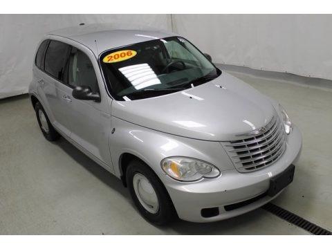 Bright Silver Metallic 2006 Chrysler PT Cruiser Touring