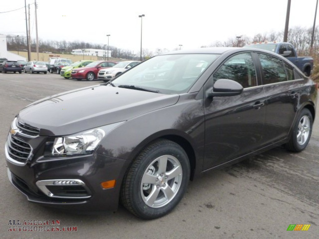 2015 Chevrolet Cruze LT in Tungsten Metallic - 129248 ...