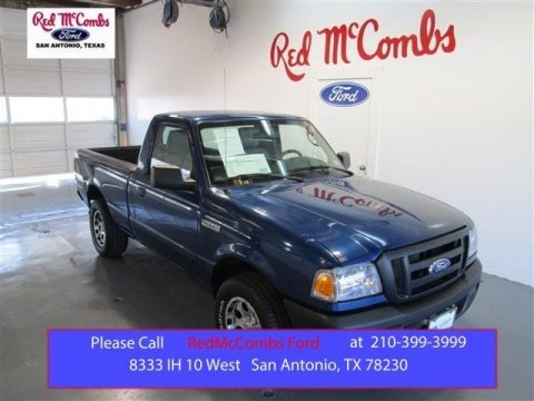 Vista Blue Metallic 2011 Ford Ranger XL Regular Cab
