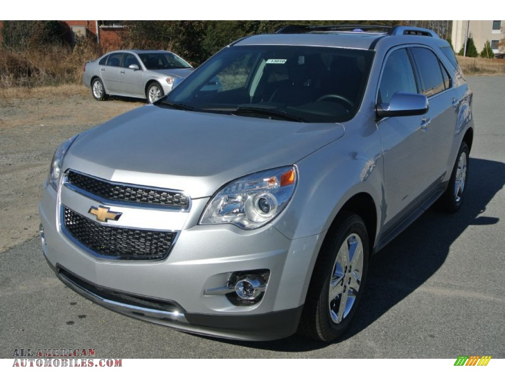 2015 chevrolet equinox ltz in silver ice metallic photo 2 112262 all american automobiles. Black Bedroom Furniture Sets. Home Design Ideas