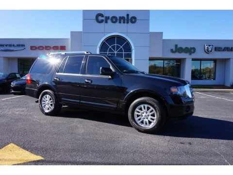 Tuxedo Black 2014 Ford Expedition Limited