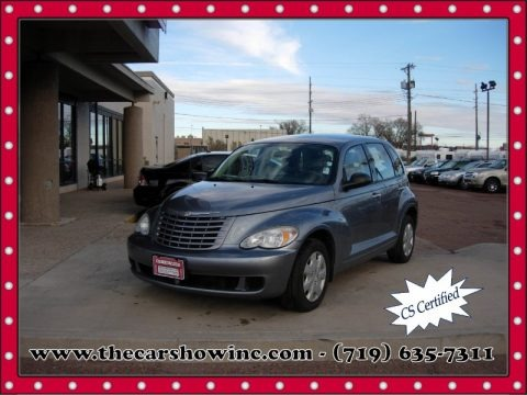 Steel Silver Metallic 2009 Chrysler PT Cruiser LX
