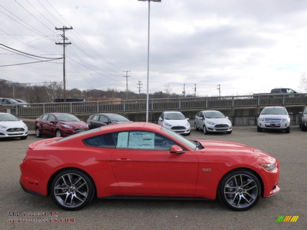 2015 ford mustang gt premium coupe in competition orange 305433