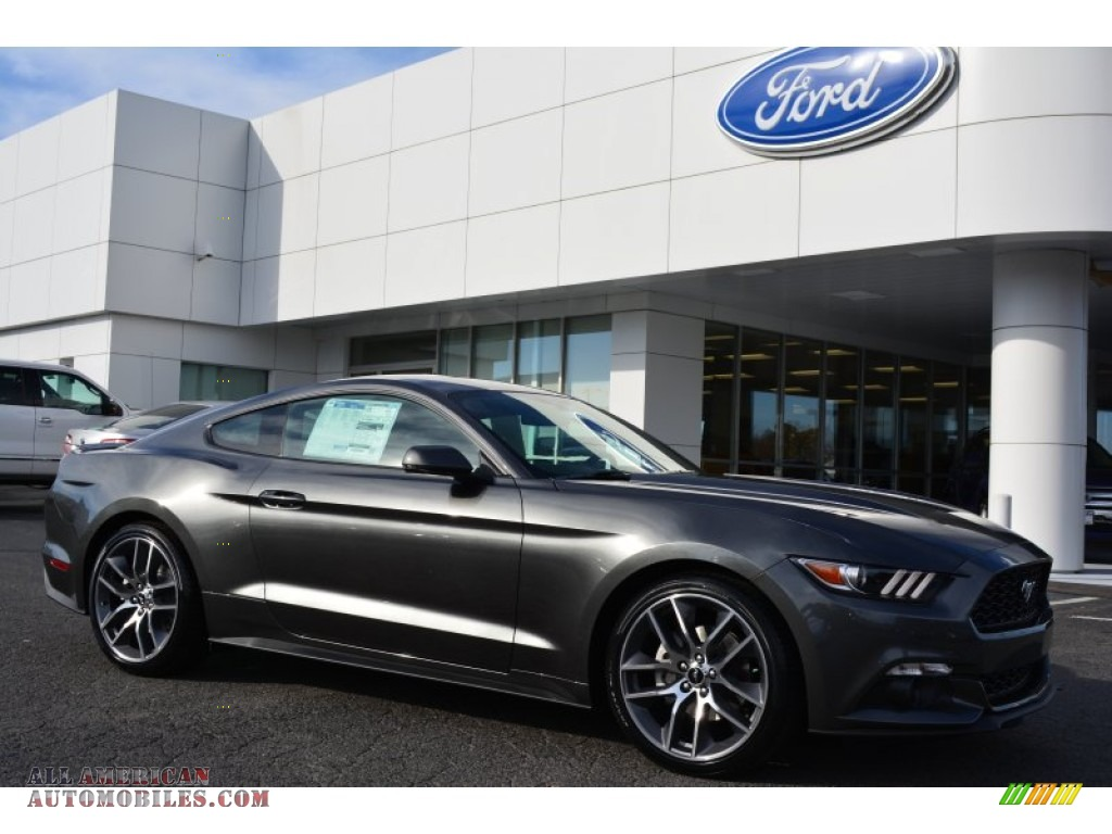 2016 ford mustang premium coupe ecoboost. Black Bedroom Furniture Sets. Home Design Ideas